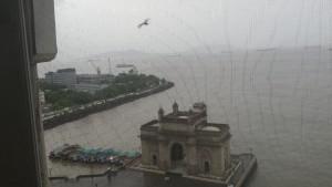 Taj view